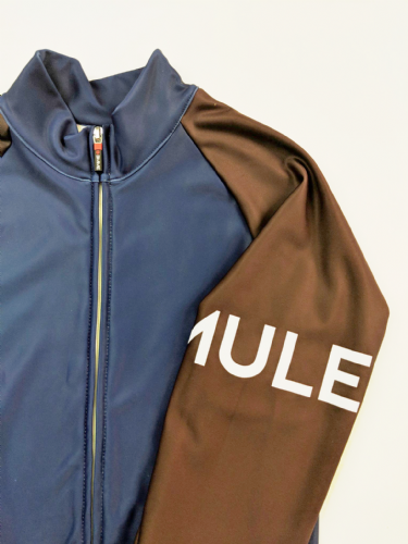 MULE Long Sleeve Jersey/Jacket Navy